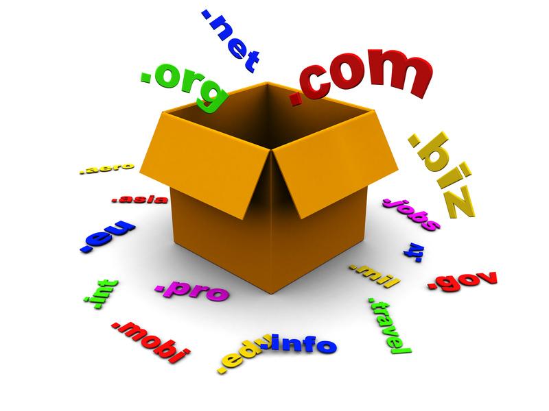 Регистрация домена на хостинге