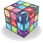 Добавить социальные закладки